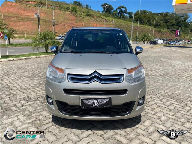 Citroën C3 Picasso Excl. 1.6 Flex 16V 5p Aut. 2012/2013