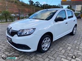 Renault SANDERO Authentique Flex 1.0 12V 5p 2018/2018