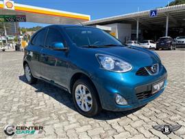 Nissan MARCH SV 1.0 12V Flex 5p 2015/2016