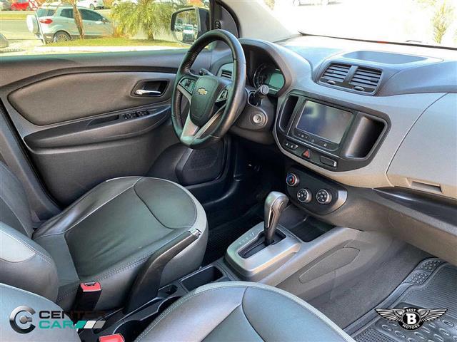 Chevrolet SPIN LTZ 1.8 8V Econo.Flex 5p Aut. 2016/2016