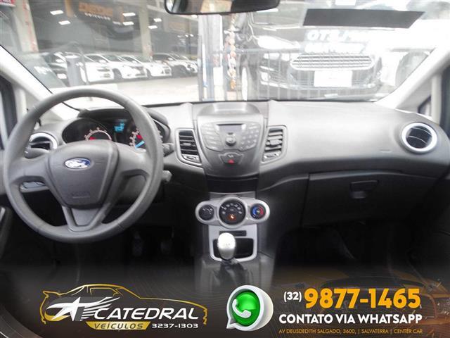 Ford Fiesta SE 1.6 16V Flex 5p 2017/2017