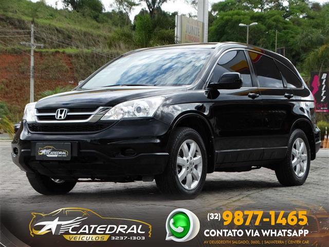Honda CR-V LX 2.0 16V 2WD2.0 Flexone Aut. 2010/2010