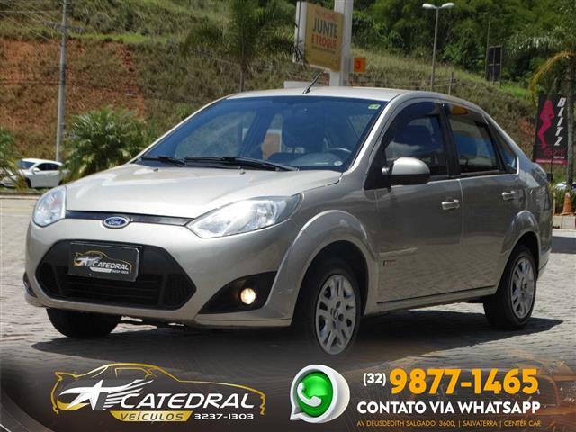 Ford Fiesta Sed. 1.6 8V Flex 4p 2011/2012
