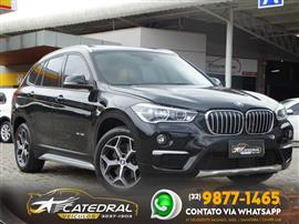 BMW X1 SDRIVE 20i X-Line 2.0 TB Active Flex 2015/2016