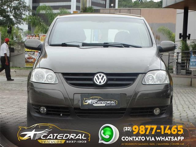 VolksWagen Fox Route 1.0 Mi Total Flex 8V 3p 2009/2009