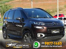 Citroën AIRCROSS Shine 1.6 Flex 16V 5p Aut. 2017/2018