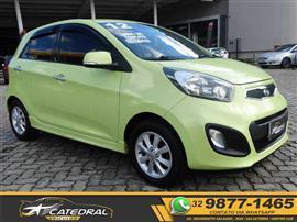 Kia Motors Picanto EX 1.11.0 1.0 Flex Aut. 2011/2012