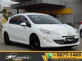 Peugeot 408 Sedan Griffe 1.6 Turbo 16V 4p Aut. 2012/2013