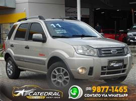 Ford EcoSport XLT FREESTYLE 1.6 Flex 8V 5p 2010/2011