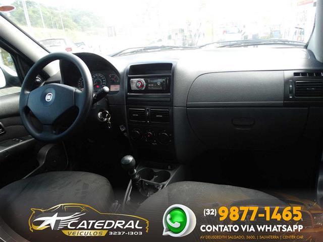 Fiat Siena EL Celeb. 1.4 mpi Fire Flex 8V 4p 2011/2012