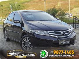 Honda CITY Sedan EX 1.5 Flex 16V 4p Aut. 2012/2013