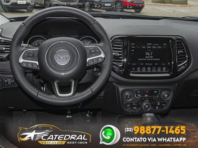 Jeep COMPASS LIMITED 2.0 4x2 Flex 16V Aut. 2019/2019