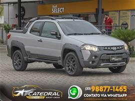 Fiat Strada Adventure1.8/ 1.8 LOCKER Flex CD 2014/2014