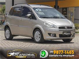 Fiat Idea ESSENCE Dualogic 1.6 Flex 16V 5p 2011/2012