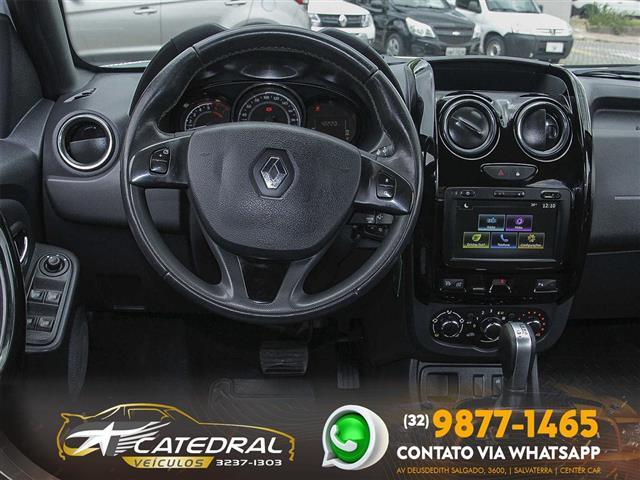 Renault DUSTER OROCH Dyna. 2.0 Flex 16V Aut. 2019/2020