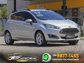 Ford Fiesta SEL 1.6 16V Flex Mec. 5p 2016/2017