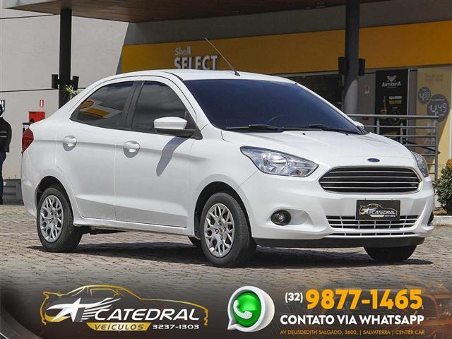 Ford Ka+ Sedan 1.0 SE/SE PLUS TiVCT Flex 4p 2014/2015