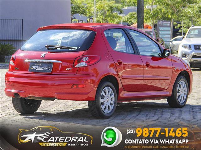 Peugeot 207 XR 1.4 Flex 8V 5p 2012/2013