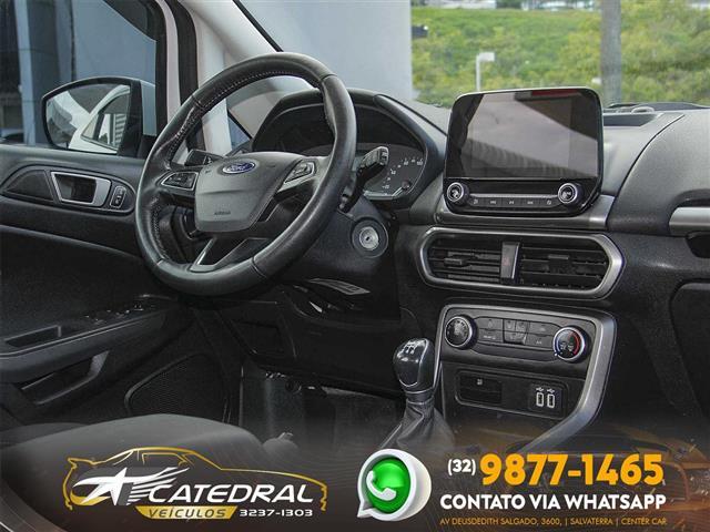 Ford EcoSport SE 1.5 12V Flex 5p Mec. 2017/2018