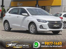 Chevrolet ONIX HATCH LT 1.0 12V Flex 5p Mec. 2020/2020