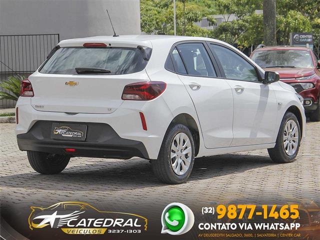 Chevrolet ONIX HATCH LT 1.0 12V Flex 5p Mec. 2020/2020