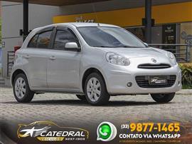 Nissan MARCH SV 1.6 16V Flex Fuel 2013/2014