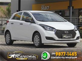 Hyundai HB20 Unique 1.0 Flex 12V Mec. 2019/2019