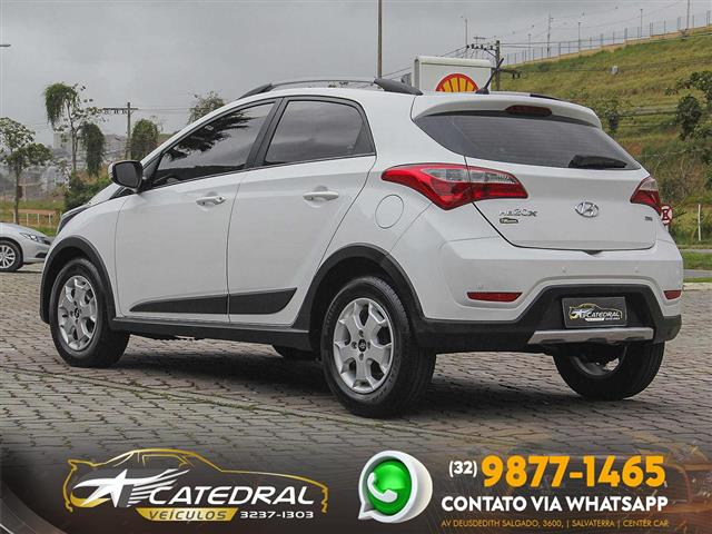 Hyundai HB20X Style 1.6 Flex 16v Mec. 2014/2015