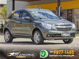 Chevrolet AGILE LTZ 1.4 MPFI 8V FlexPower 5p 2010/2011
