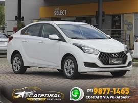Hyundai HB20S C.Style/C.Plus1.6 Flex 16V Aut. 4p 2019/2019