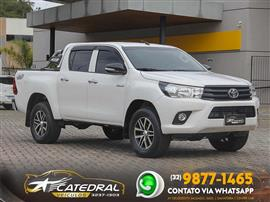 Toyota Hilux CD 4x4 2.8 Diesel Mec. 2016/2017
