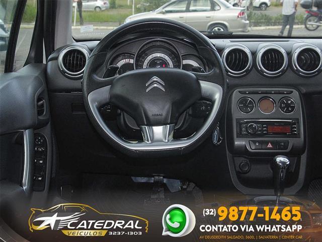 Citroën C3 Excl. 1.6 VTi Flex Start 16V 5p Aut. 2015/2015