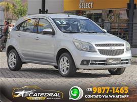 Chevrolet AGILE LTZ EASYTRONIC 1.4 8V FlexPower 5p 2012/2013