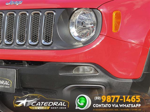Jeep Renegade Longitude 1.8 4x2 Flex 16V Aut. 2015/2016