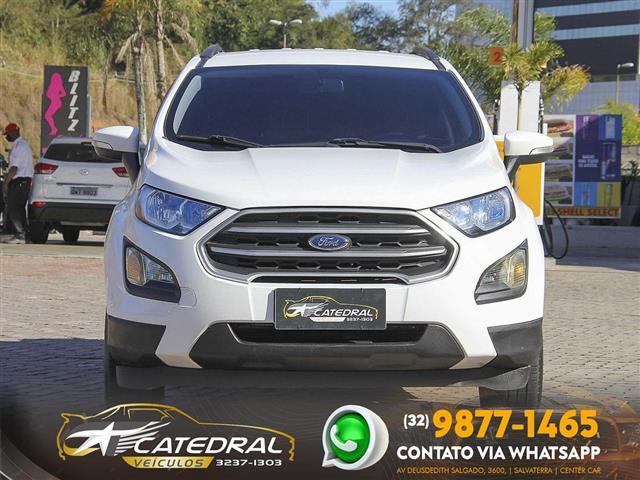 Ford EcoSport SE 1.5 12V Flex 5p Aut. 2018/2019