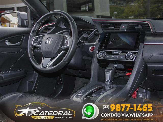 Honda Civic Sedan TOURING 1.5 Turbo 16V Aut.4p 2018/2018
