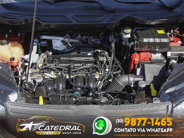 Ford EcoSport FREESTYLE 1.6 16V Flex 5p Aut. 2016/2017
