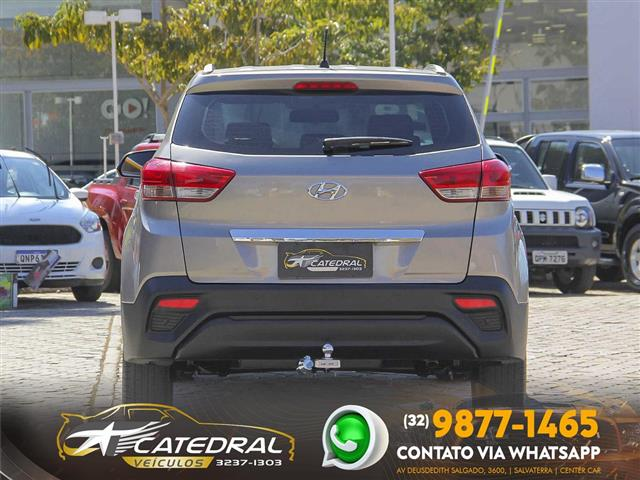 Hyundai Creta Smart 1.6 16V Flex Aut. 2019/2019
