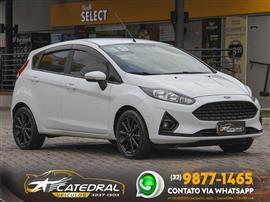 Ford Fiesta SE 1.6 16V Flex 5p 2018/2019
