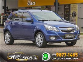 Chevrolet AGILE LTZ 1.4 MPFI 8V FlexPower 5p 2013/2014