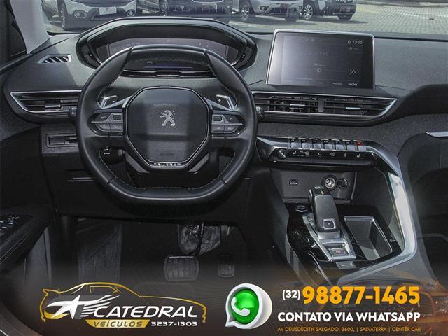 Peugeot 3008 Griffe Pack 1.6 Turbo 16V 5p Aut. 2018/2019