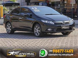 Honda Civic Sedan EXS 1.8/1.8 Flex 16V Aut. 4p 2012/2013