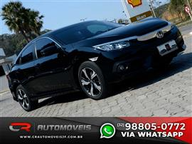 Honda Civic Sedan EX 2.0 Flex 16V Aut.4p 2017/2017