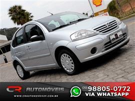 Citroën C3 GLX 1.4 GLX Sonora 1.4 Flex 8V 5p 2006/2006