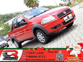 Fiat Strada Working 1.4 mpi Fire Flex 8V CD 2011/2012