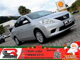 Nissan VERSA SV 1.6 16V Flex Fuel 4p Mec. 2011/2012
