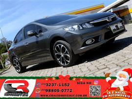 Honda Civic Sedan EXS 1.81.8 Flex 16V Aut. 4p 2012/2012