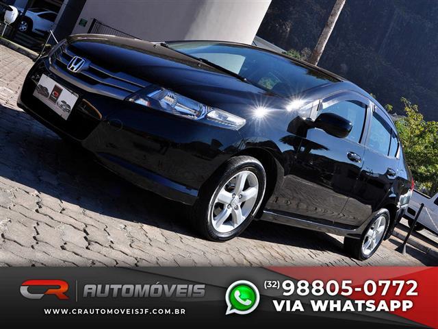 Honda CITY Sedan LX 1.5 Flex 16V 4p Aut. 2012/2012