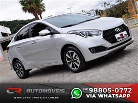 Hyundai HB20S Premium 1.6 Flex 16V Aut. 4p 2019/2019
