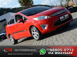 Ford Fiesta Sedan SE 1.6 16V Flex 4p 2012/2012